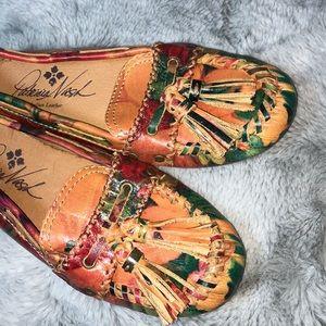 3cc21f36bd9 Patricia Nash Shoes - NWOT Patricia Nash Domenica Tassel Loafer Flats